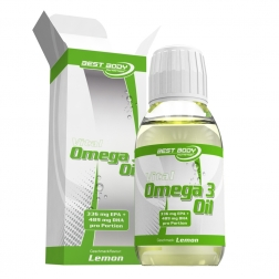 Best Body Nutrition - Vital Omega 3 Oil (150 ml)
