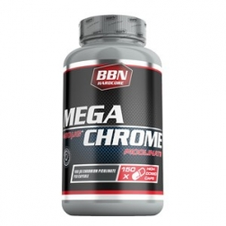 Best Body Nutrition - Hardcore Mega Chrom Picolinate 150 (150 Stck)