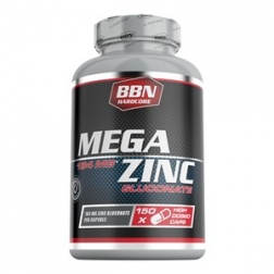 Best Body Nutrition - Hardcore Mega Zink (150 Kapseln)